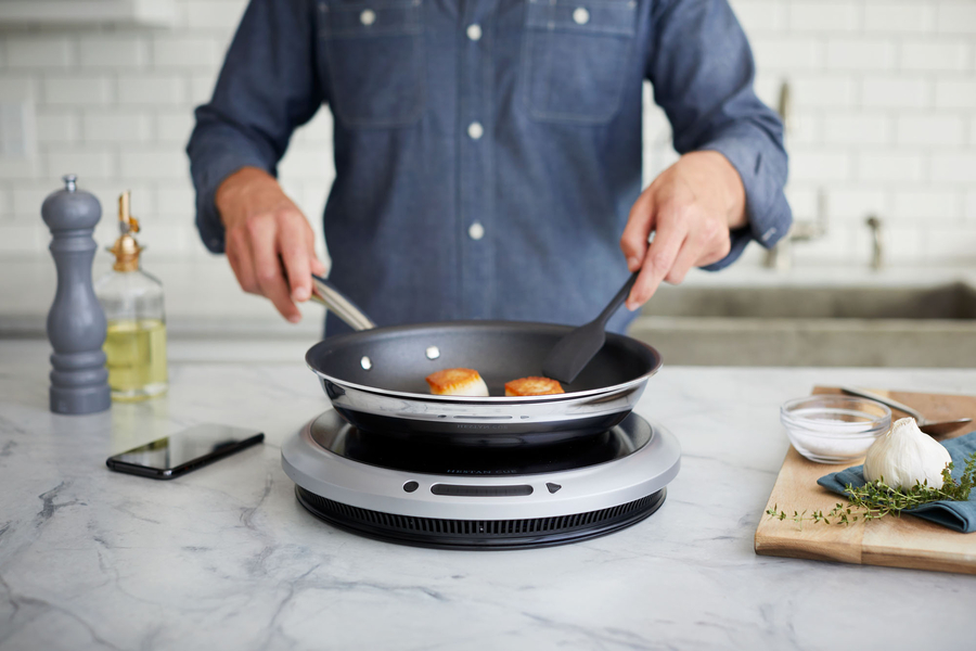 Hestan Cue Reinvents Non-Stick Cookware