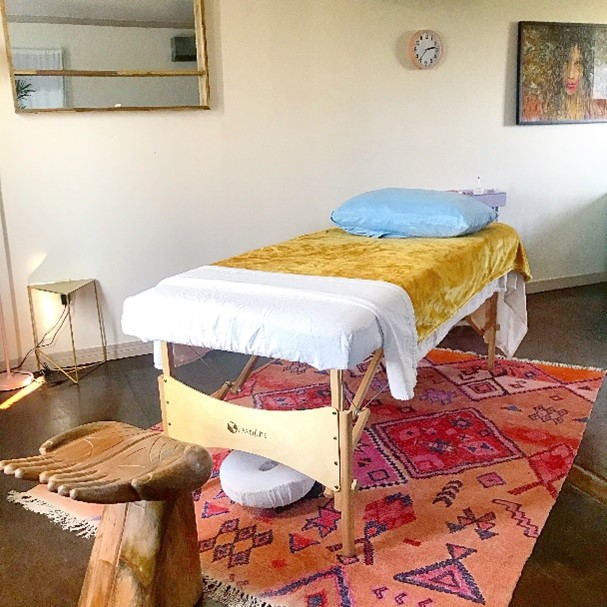 Fort Worth Massage Therapist and Artist Brittany Kaseoru Opens Queen of Cups in Fort Worth Design District