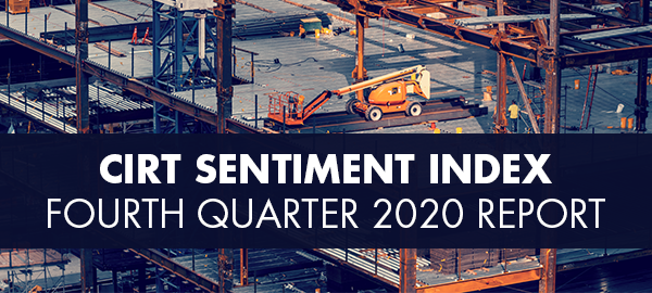 FMI Releases CIRT Sentiment Index, Fourth Quarter 2020 Report