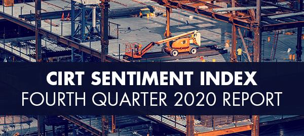 FMI Releases CIRT Sentiment Index, Fourth Quarter 2020 Report