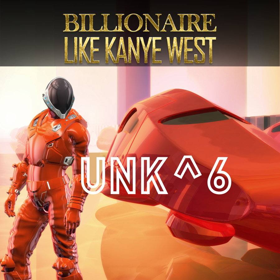 UNK^6's New Track About Kanye West Smashes 10 Million TikTok Views!