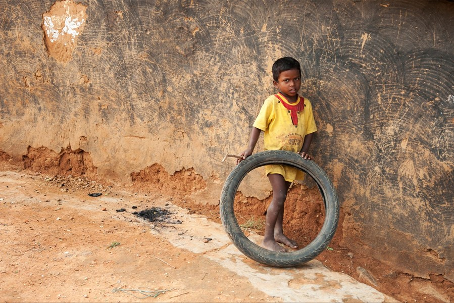 375 Million Children in 'Crushing Poverty' Says GFA World