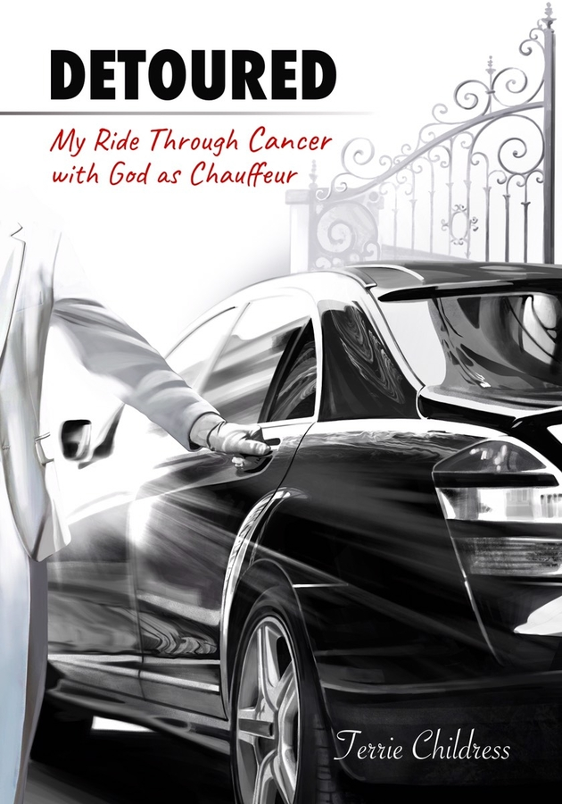 Virginia Author and Breast Cancer Survivor, Terrie Childress, Releases Her Newest God-Inspired Title, DETOURED