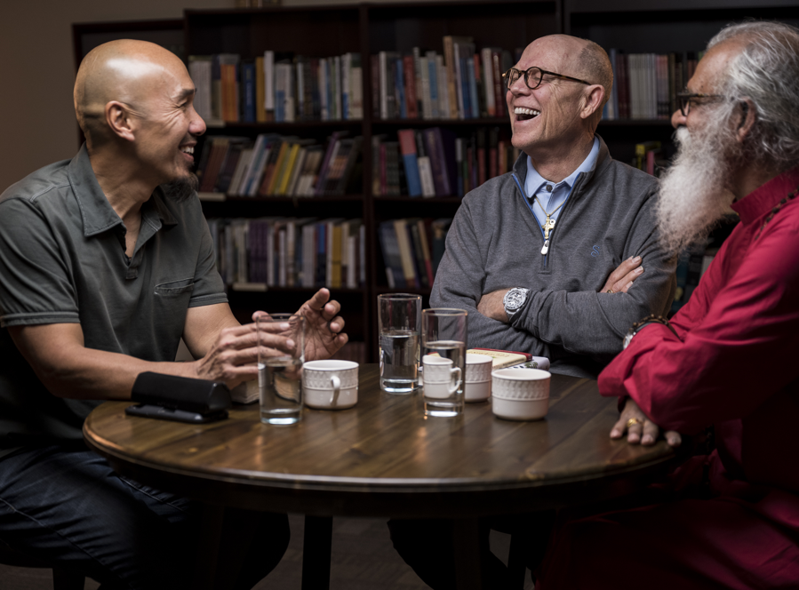 Francis Chan, Dr. K.P. Yohannan, Hank Hanegraaff Confront Western Church in New Video