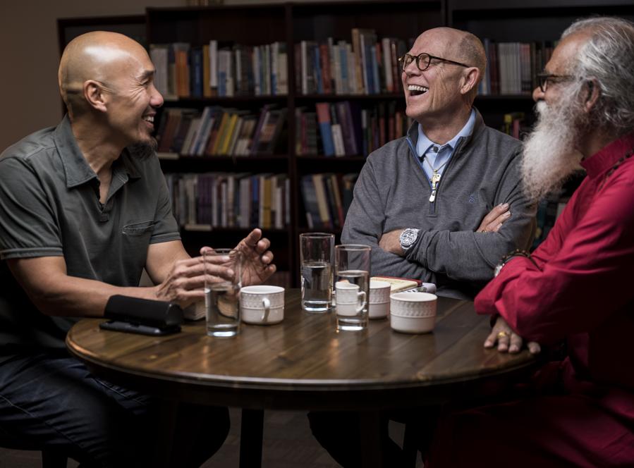 Francis Chan, Dr. K.P. Yohannan, Hank Hanegraaff Confront Western Church in New Video