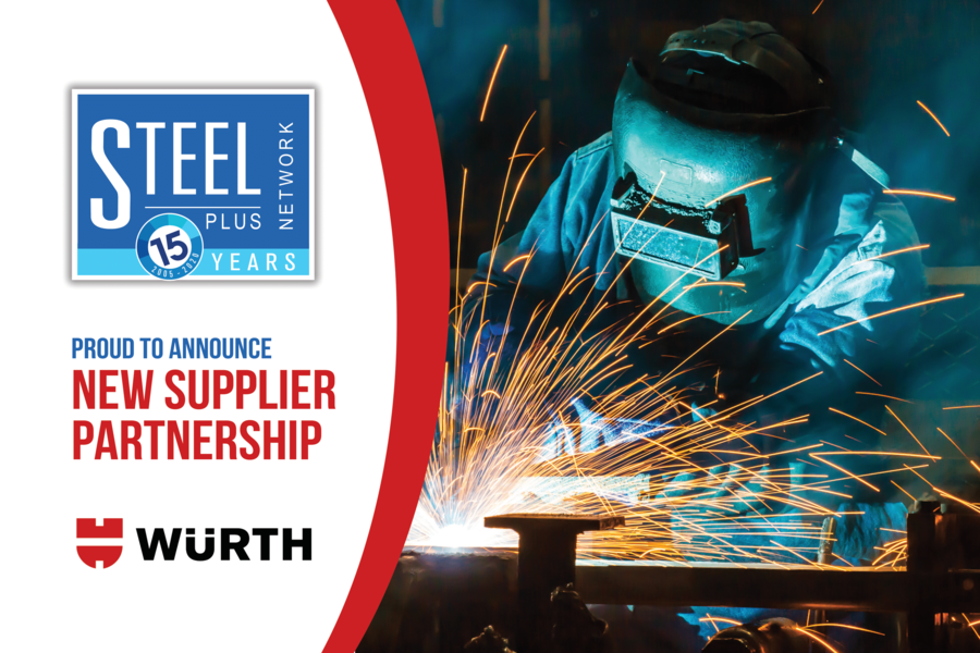 Steel Plus Network Announces New Supplier Partnership