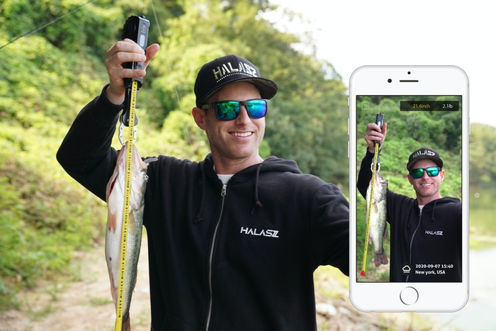 The World's First Smart Bluetooth Multi-Purpose HALASZ Fishing Grip