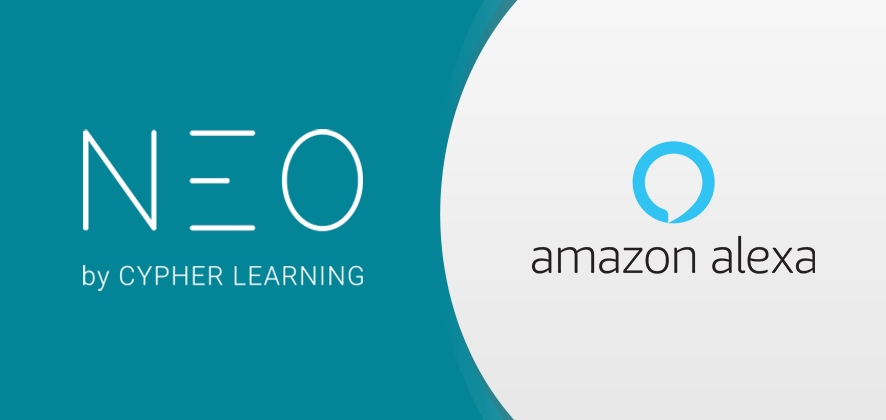 CYPHER LEARNING Releases Amazon Alexa Feature for NEO LMS to Make Learning More Accessible and Interactive