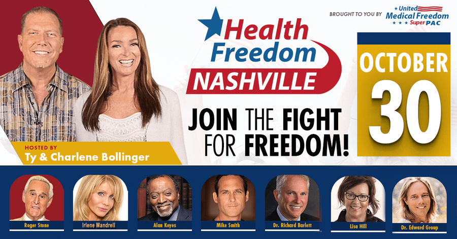 Health Freedom Nashville 2020