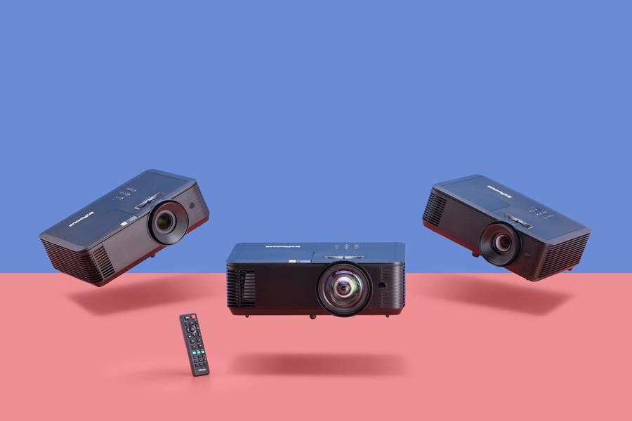 InFocus Unveils New Genesis Projector Line