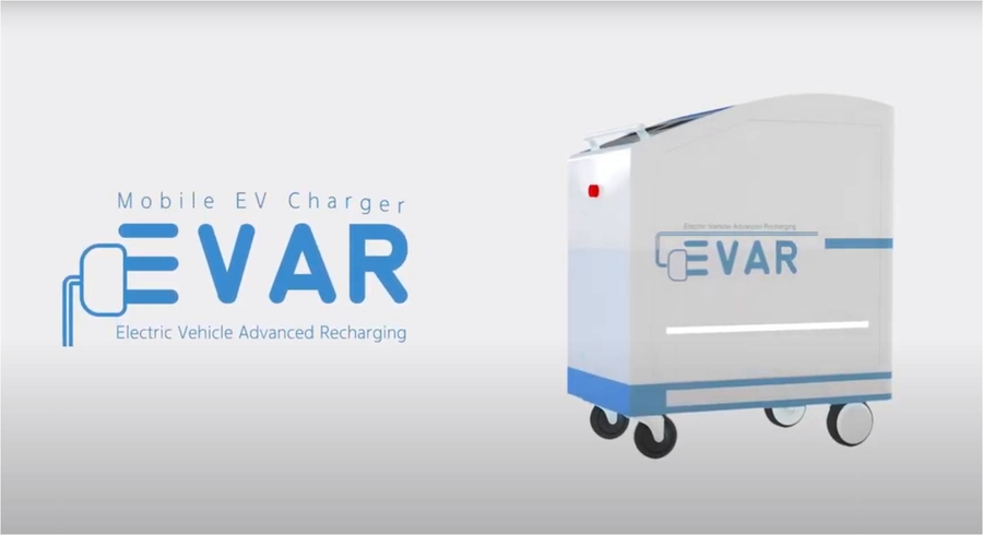 [Pangyo Technovalley, Innovation hub in ASIA] EVA, Electric Vehicle Charging Solution Provider Develops Autonomous Robotic and Passive Mobile Solutions