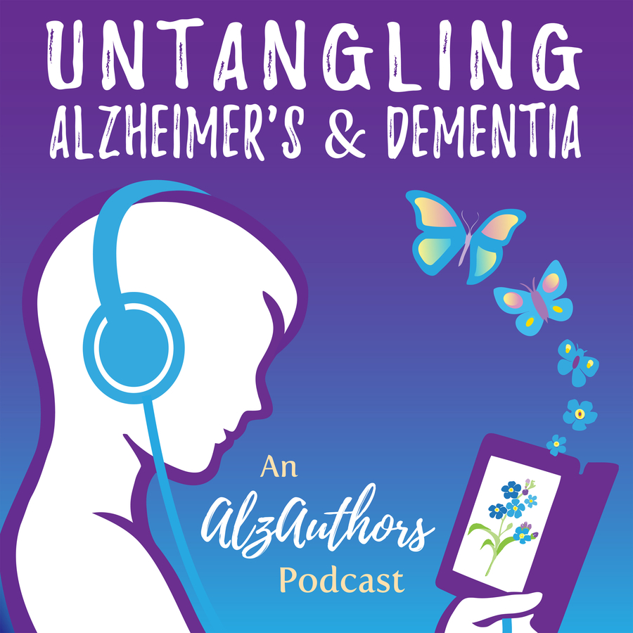 AlzAuthors Launches a Podcast for Alzheimer's and Dementia Caregivers