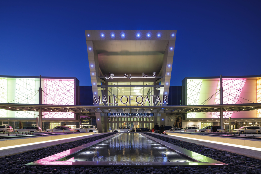 The Rebirth of Retail: Mall of Qatar