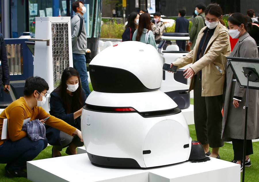 [PangyoTechnoValley] Exarobotics Contributes to The Creation of Smart Cities With Robot Mobility