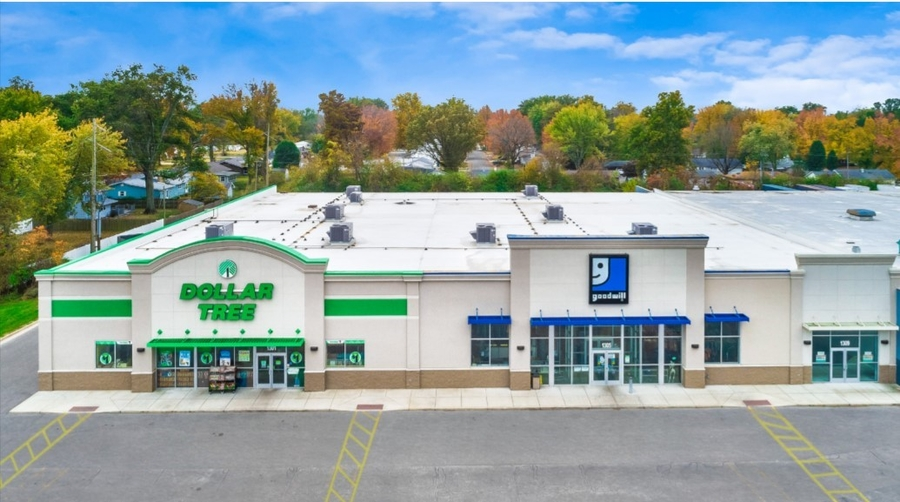 B+E lists Suburban St. Louis Dollar Tree/Goodwill Property for $2.6 Million