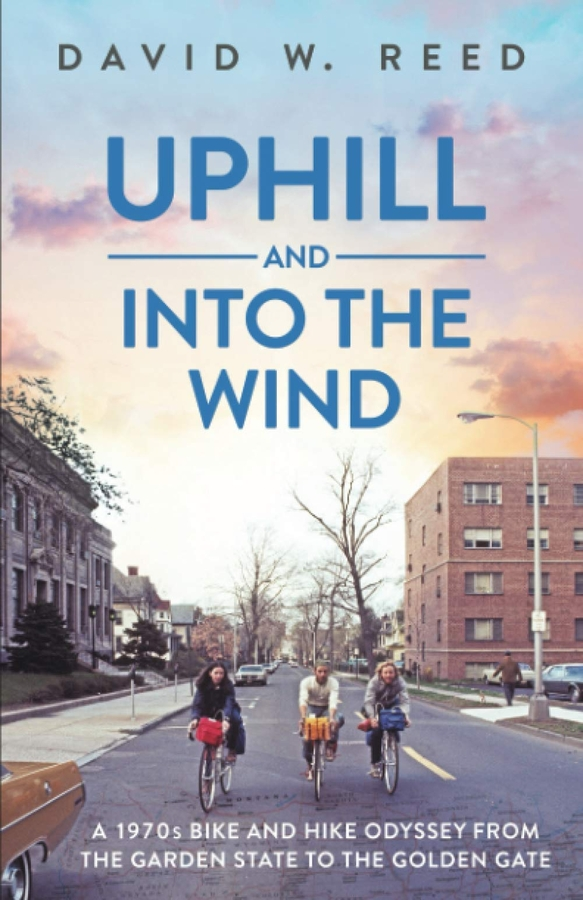 Cross Country Bike Trip Revisited in Gripping New Memoir Uphill and Into the Wind