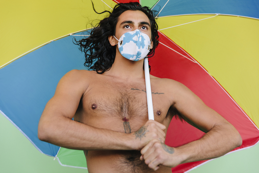 "Limited Edition ""Men in Masks"" Charity Calendar Hits Shelves This Holiday Season to Benefit PATH"