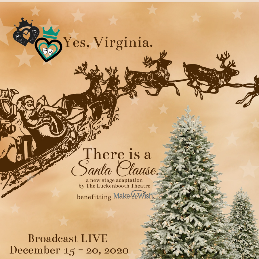 Luckenbooth Theatre's Original Production Yes, Virginia. There is a Santa Clause Offers Family-Friendly Fun for Christmas