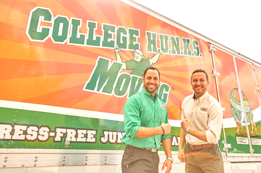 College HUNKS Hauling Junk and Moving® Set to Close 2020 with a Record-Setting Year