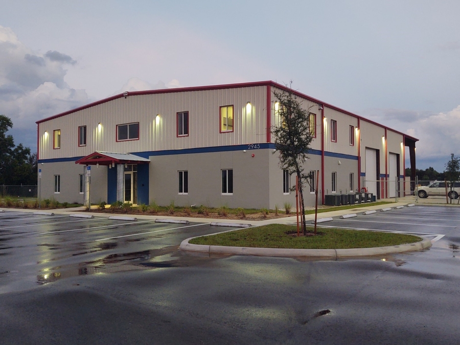 EHC New Headquarters Campus in Fort Myers Now Open