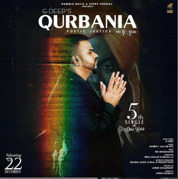 "Indian Rapper G-Deep Closes Out 2020 With Politically Charged Hit ""Qurbania"""