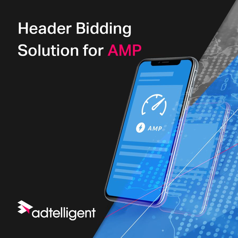Adtelligent Introduces AMP Solution for Header Bidding