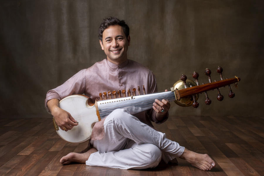 Yoga Illumined Presents Manik Khan on Sarod