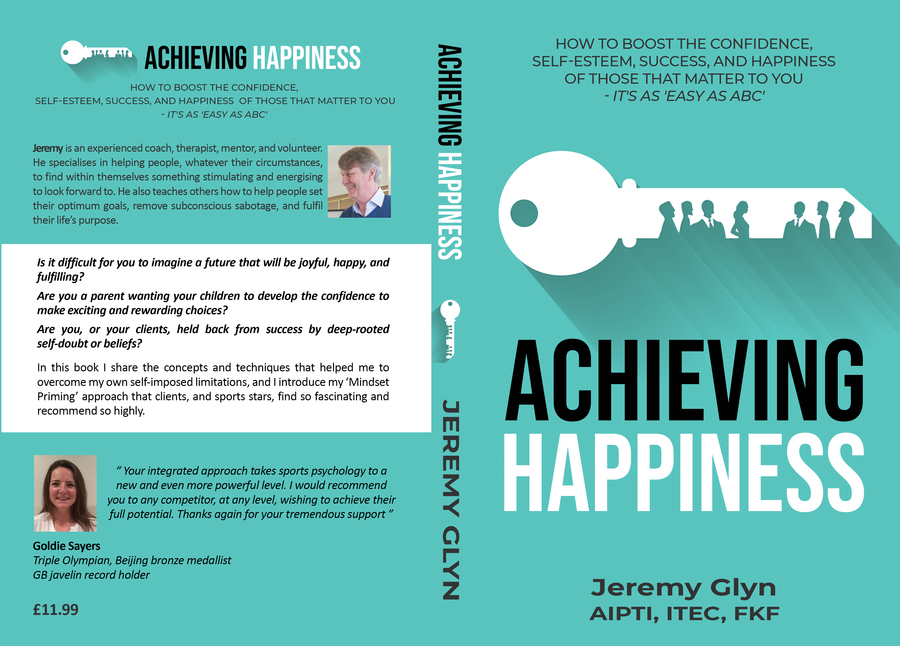 Achieving Happiness – A New Book by Jeremy Glyn