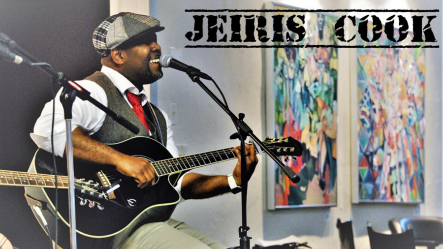Independent R&B Soul Artist Jeiris Cook Records inspiring song entitled Dreams