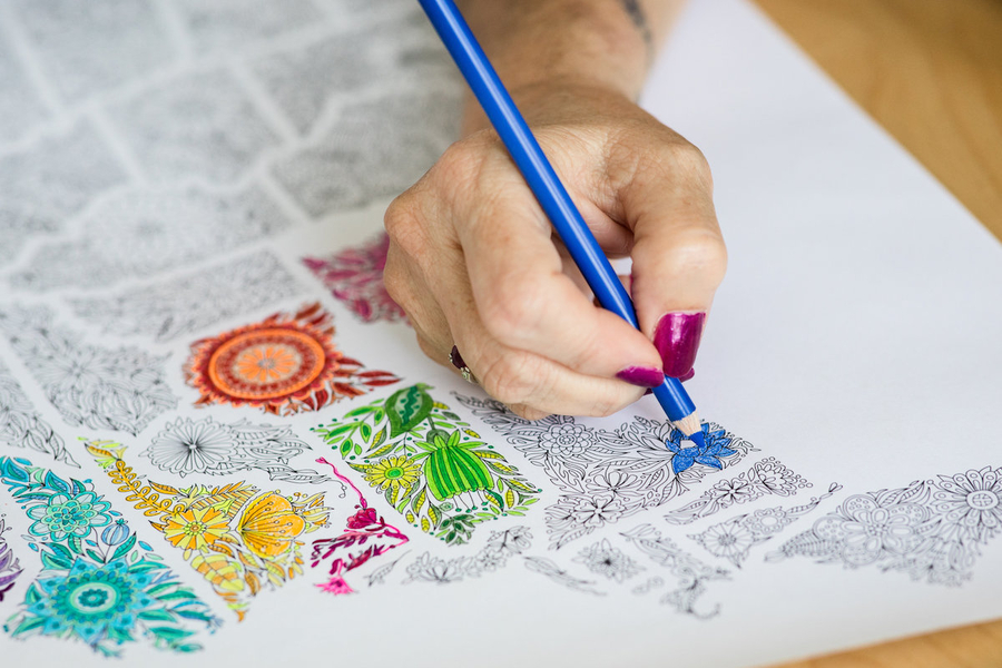 Can Adult Coloring Save Your Marriage DuringThe Pandemic?