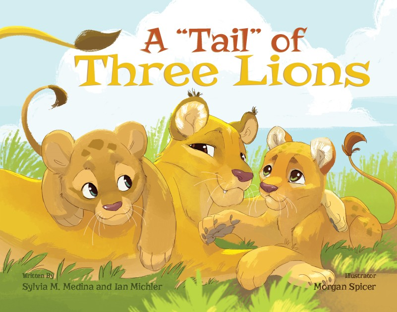 Award-Winning Publisher Green Kids Club Releases New Book: A Tail of Three Lions