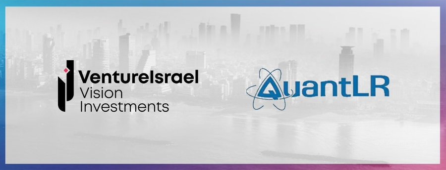 VentureIsrael Invests in Israeli Startup QuantLR, Developer of the World's Most Cost Affordable Quantum Cryptography Solution