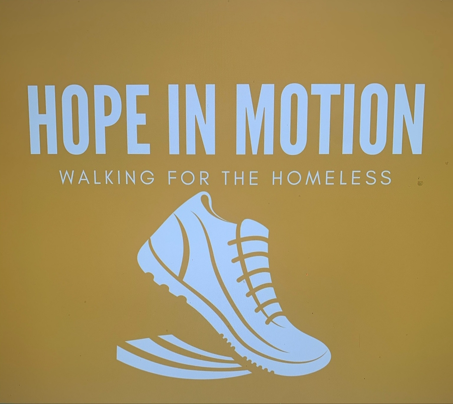 Hope in Motion: Walking for the Homeless Fundraiser Walk