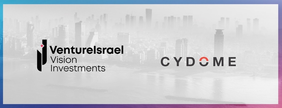 VentureIsrael Leads $2.2M Seed Round in Israeli Startup Cydome, the World Leading Maritime Cyber Security Solution