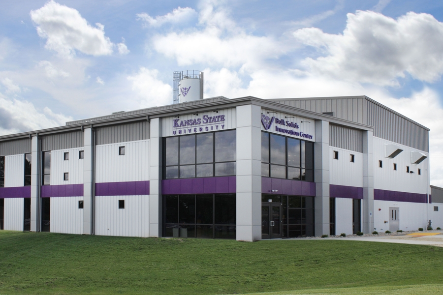 Control Concepts Inc. partners with Kansas State University Bulk Solids Innovation Center