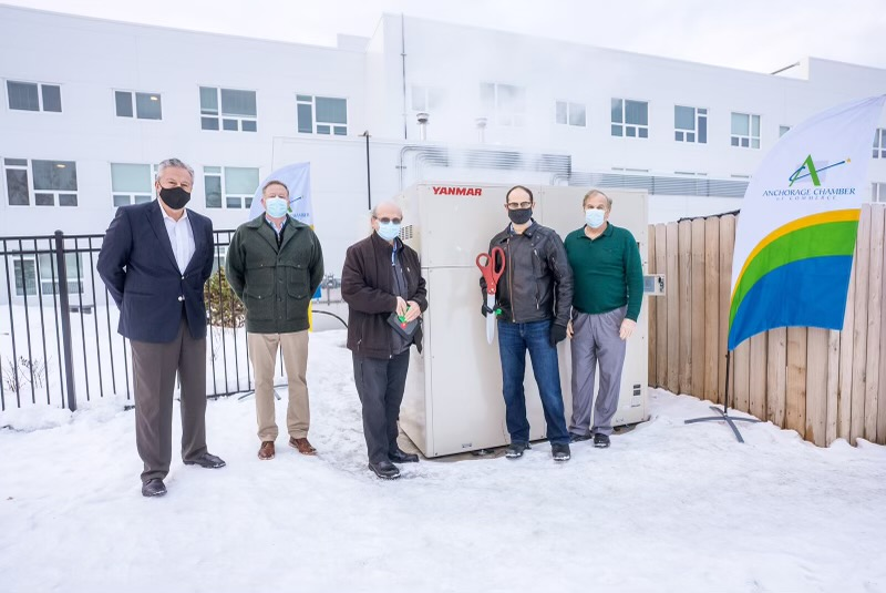 Environmental Impact Through Energy Conservation at Anchorage Assisted Living Community
