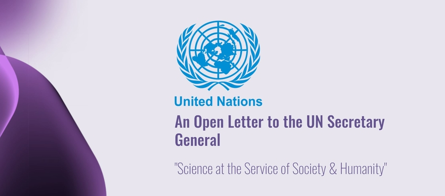 Advanced Material Scientists and Thought Leaders World-wide Issue an Open Letter to The UN Secretary General