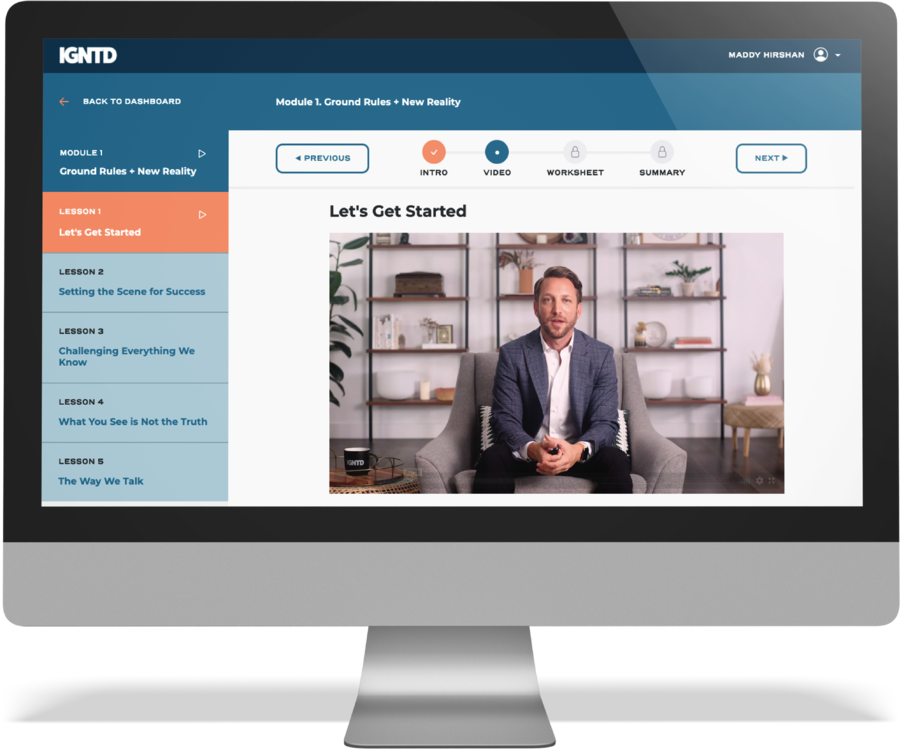 IGNTD Announces The Launch of SPARx, A Smart Personalized Adaptive Recovery System That Finally Fixes The Failing One-Size-Fits-All System That is Killing More People Every Year