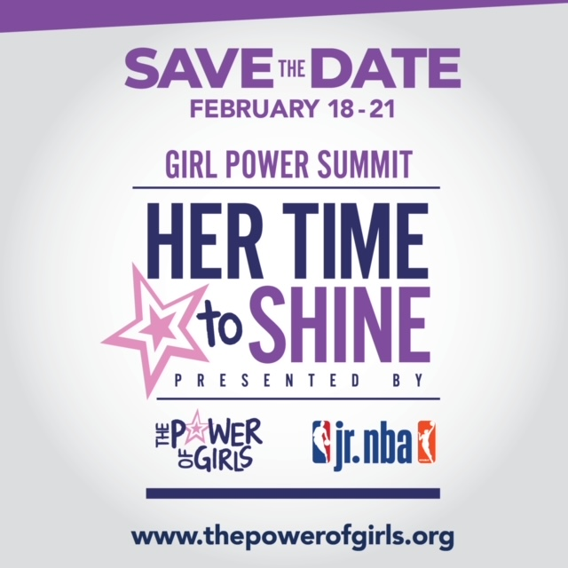 The Power of Girls and Jr. NBA Collaborate to Host Free Four-Day Virtual Summit for Girls