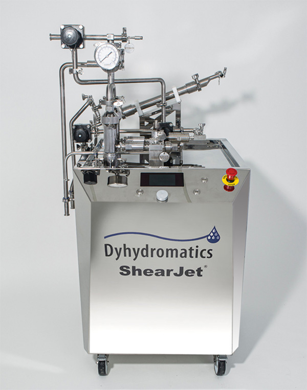 Dyhydromatics Processors Used in Manufacturing Rapid COVID 19 Test Kits