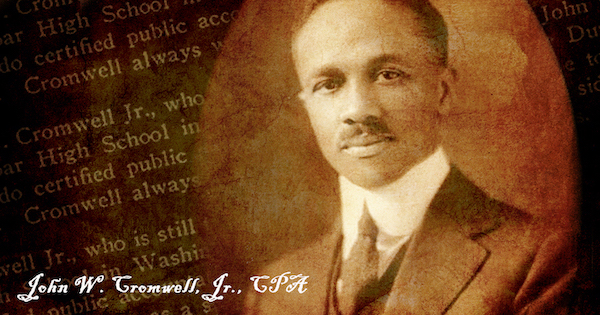 The Georgia Society of CPAs Joins the Profession Commemorates Centennial of First Black CPA