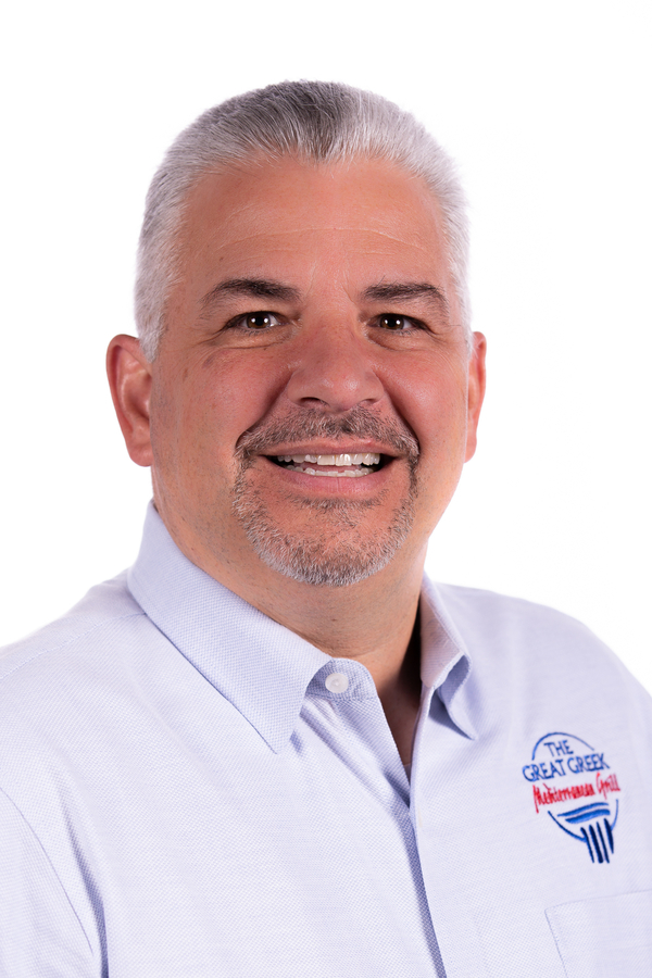 The Great Greek Mediterranean Grill Appoints Nick A. Della Penna as Brand President