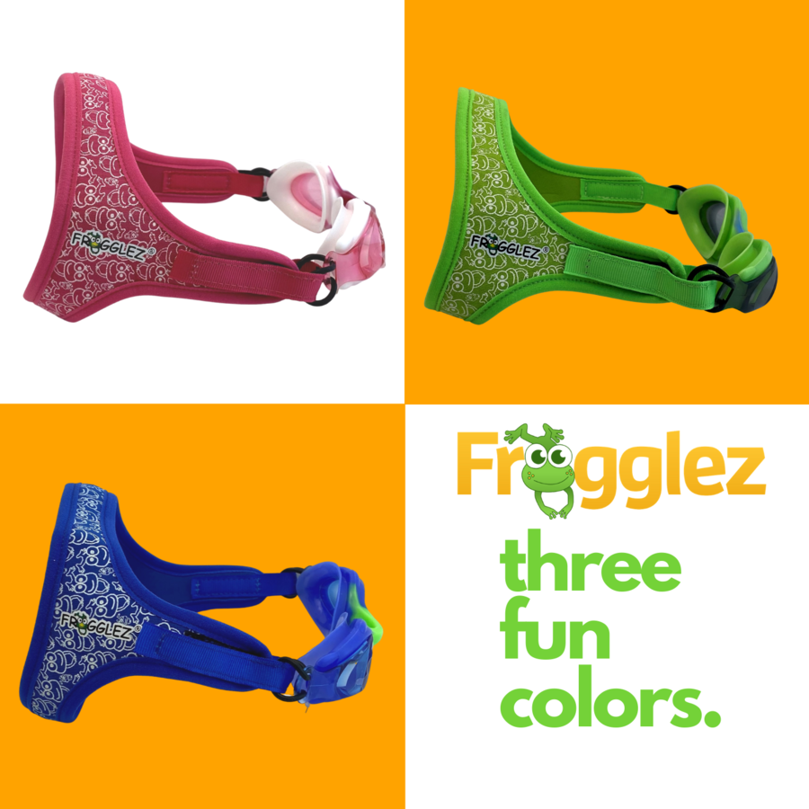 FROGGLEZ Innovative Swimming Goggles Now Available in Australia