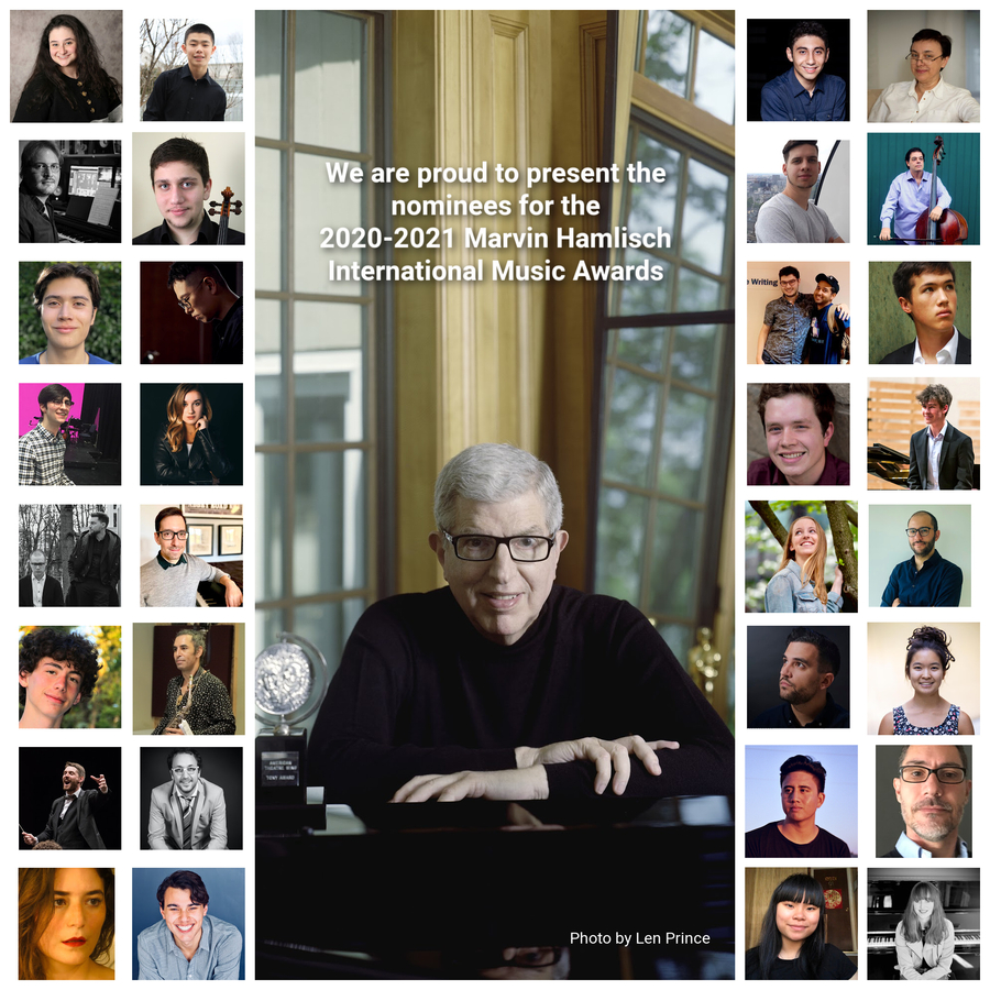 Marvin Hamlisch International Music Awards Announces 2020-2021 Nominees