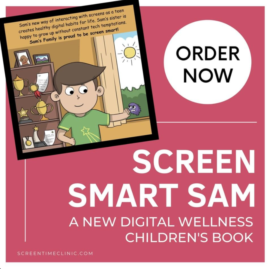 New Children's Digital Wellness Book Launches To Help Prevent Dependency Problems