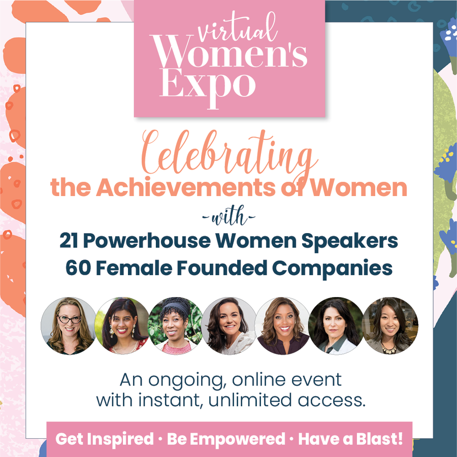 Celebrate the Achievements of Women for International Women's Day at the Virtual Women's Expo