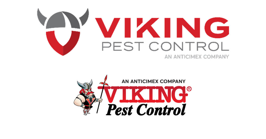 Viking Pest Control Launches Updated Logo That Evokes Viking Brand