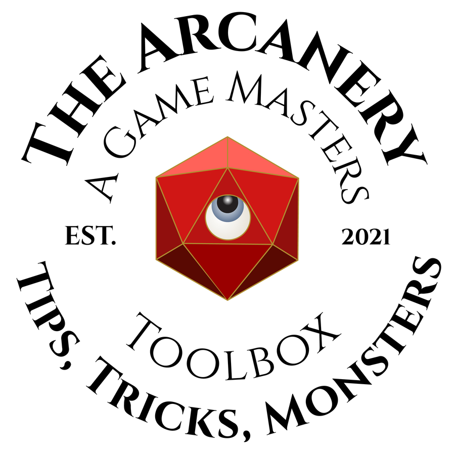 The Arcanery Announces New TTRPG Podcast Geared Towards Game Masters