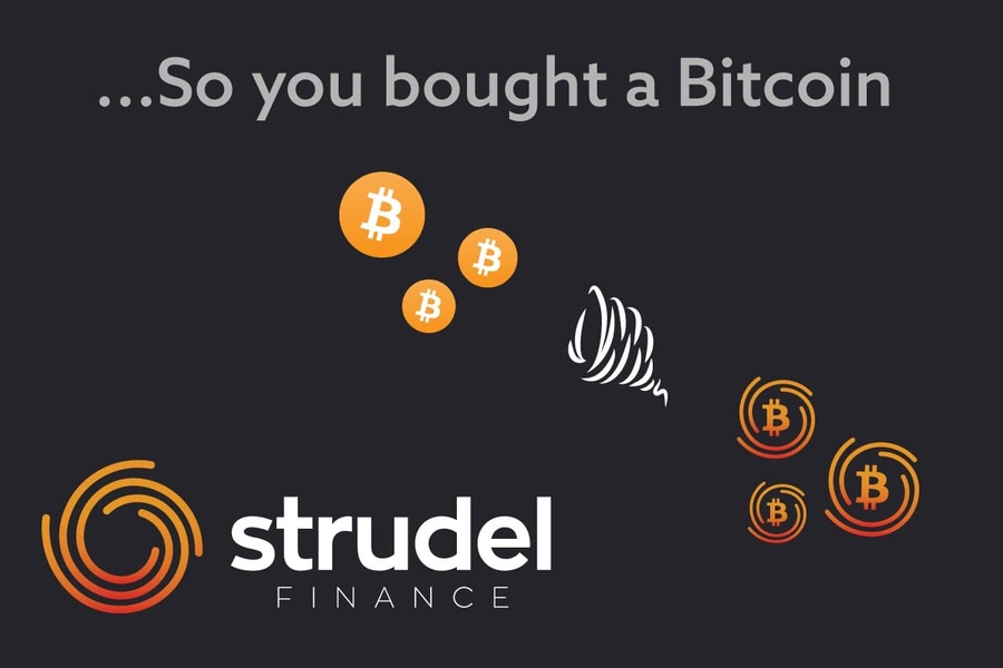 Strudel Finance | Bridging the Gap Between ETH and BTC in a Unique Way