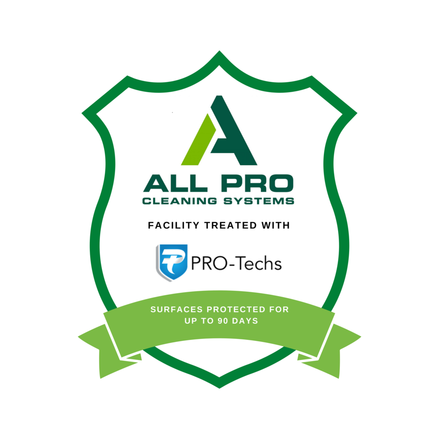 All Pro Cleaning Systems of New England Announces Strategic Partnership with PRO-Techs Antimicrobial Technology